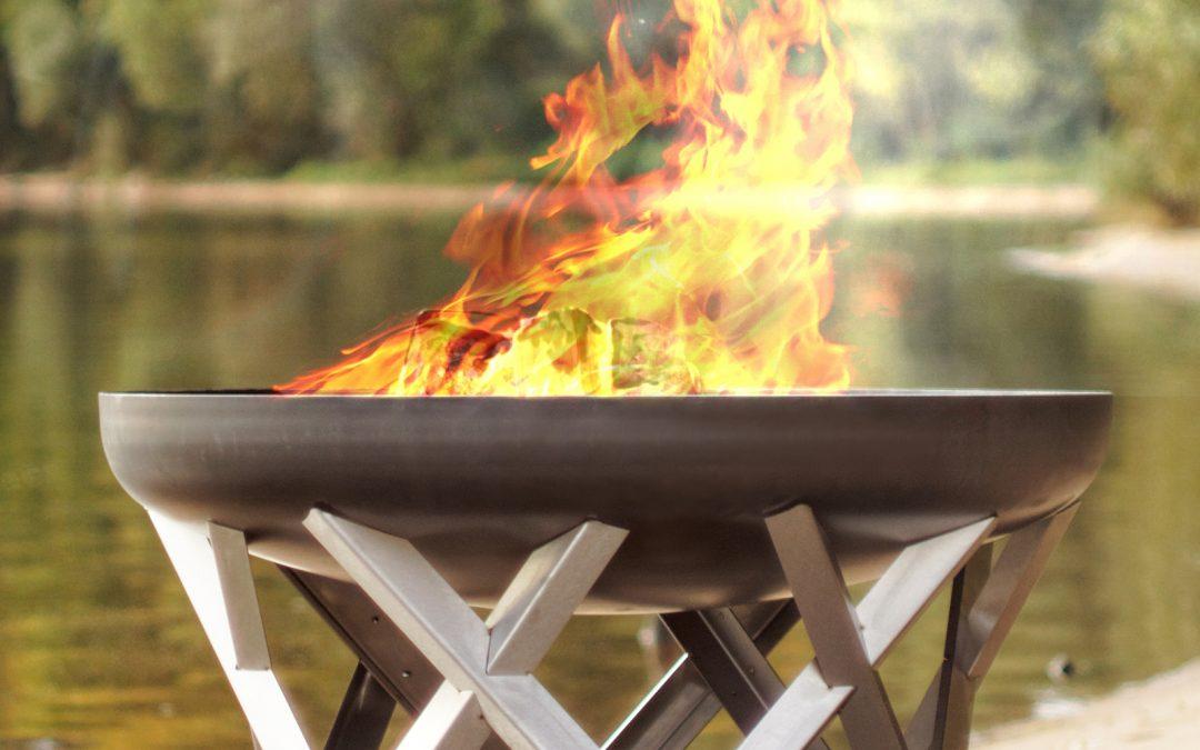 Cum alegi vatra de foc pentru grădina ta